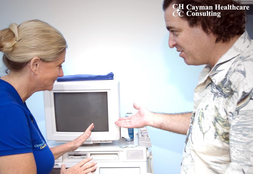 Cayman Healthcare Consulting - Testimonial Dr Yaron Rado CTMH